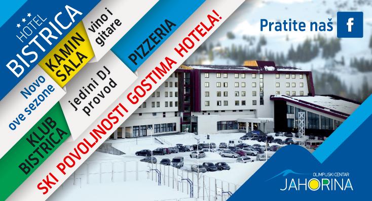 Novo u hotelu Bistrica