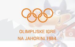 Olimpijske igre na Jahorini