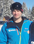 Ski instruktor OC Jahorina Nikola Krneta
