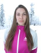 Ski instruktor OC Jahorina Sara Lučić