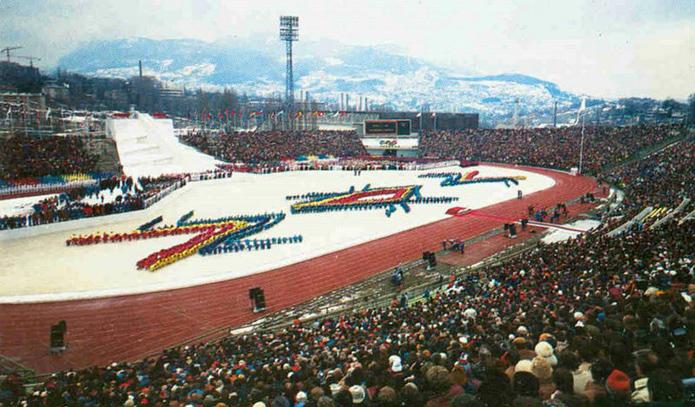 Olimpijske igre Sarajevo